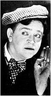 Lloyd Hamilton American actor (1891-1935)