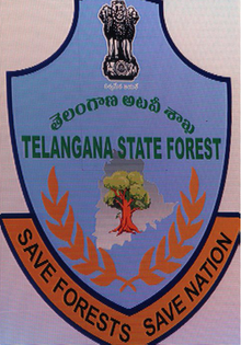 Logo of Telangana Forest Department.png