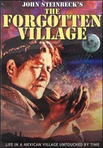 The Forgotten Village - Theatrical release poster