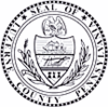 Official seal of Luzerne County, Pennsylvania