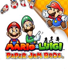 Mario Luigi Paper Jam Wikipedia