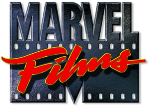 Marvel Studios - The logo utilized under Marvel Films.