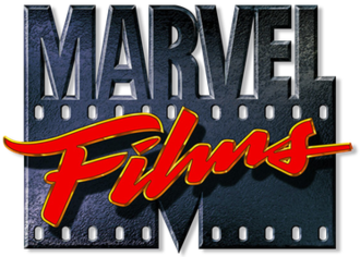 Marvel Studios - The logo used under the Marvel Films branding.