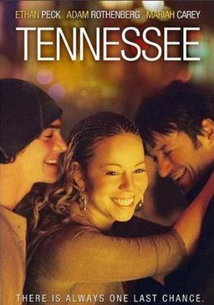 Tennessee (film) - DVD cover