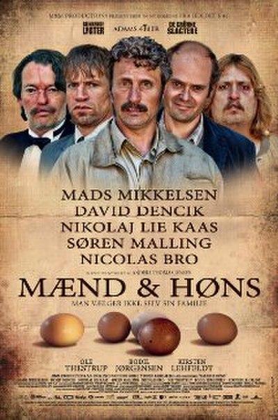 Picture of a movie: Men & Chicken