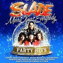 merry xmas everybody party hits