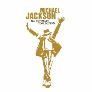The Ultimate Collection (Michael Jackson album) - Image: Michael Jackson Ultimate Collection