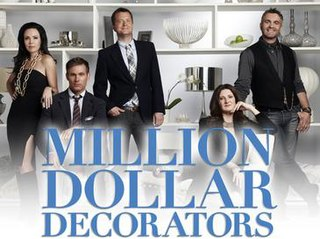 <i>Million Dollar Decorators</i> television series