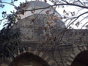 Ahmad al-Wafi - Image: Mousoleum Imam Abadullah