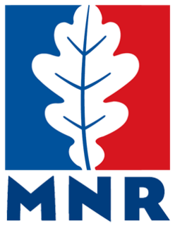 French nationalist political party