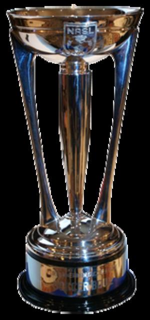 Soccer Bowl - NASL Soccer Bowl Trophy (est. 2011)