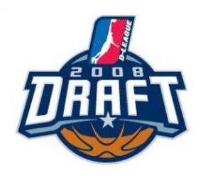2008 NBA Development League Draft - Image: NBA Development League Draft 2008