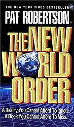 Pat Robertson's 1991 book 'The New World Order'
