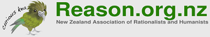 New Zealand Association of Rationalists and Humanists - Logo of the NZARH.