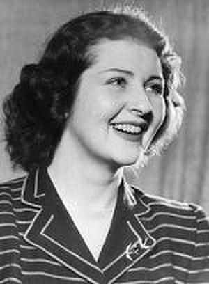 Nancy Evans (opera singer) - Nancy Evans (1915-2000)