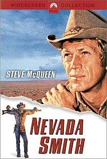 <i>Nevada Smith</i> 1966 film by Henry Hathaway