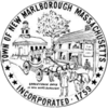 Official seal of New Marlborough, Massachusetts