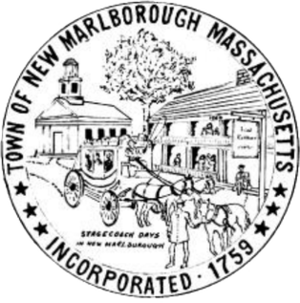 New Marlborough, Massachusetts - Image: New Marlborough MA seal