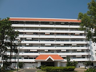 Technopark, Trivandrum - Nila building