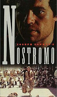 <i>Nostromo</i> (TV series)