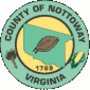 Nottoway County, Virginia - Image: Nottoway County, Virginia seal