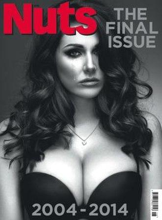 Nuts (magazine) - Image: Nutsmagazine