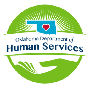 Oklahoma Department of Human Services - Image: Oklahoma Department of Human Services logo