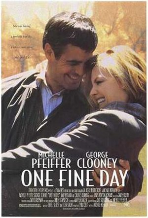 One Fine Day (film) - Theatrical release poster