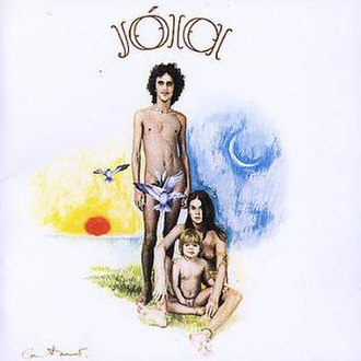 Jóia (album) - Image: Original Joia cover art
