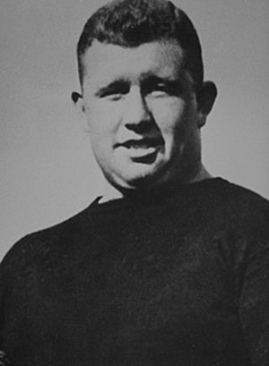 1919 College Football All-America Team - Pete Henry.