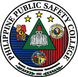 Philippine Public Safety College - Image: Philippine Public Safety College