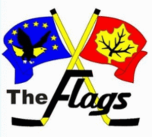 Port Huron Flags (UHL) - Image: Port Huron Flags