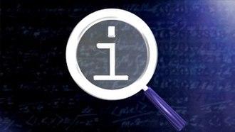 QI - Image: QI Title Card