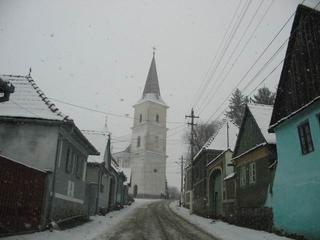 Rășinari Commune in Romania