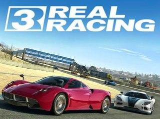 <i>Real Racing 3</i> 2013 racing video game