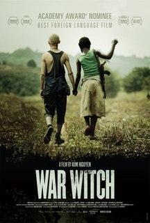 <i>War Witch</i> 2012 film