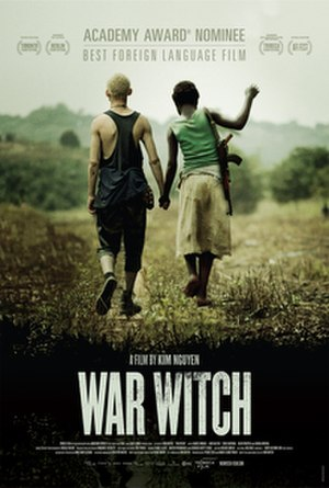 War Witch - Film poster