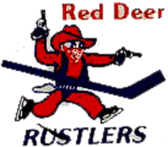 Red Deer Rustlers - Image: Red Deer Rustlers