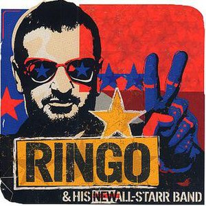 King Biscuit Flower Hour Presents Ringo & His New All-Starr Band - Image: Ringo Biscuit Cover