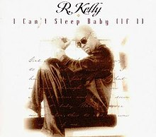 R. Kelly — I Can't Sleep Baby (If I) (studio acapella)
