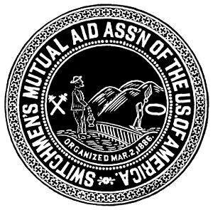 Switchmen's Mutual Aid Association - Image: SMAA logo