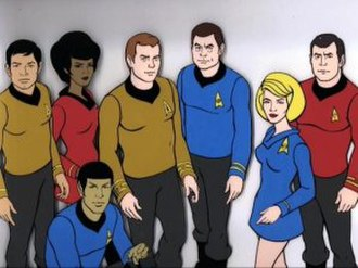 Star Trek: The Animated Series - The characters of TAS.