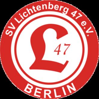 SV Lichtenberg 47 - Image: SV Lichtenberg 47 logo