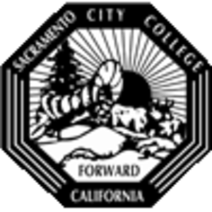 Sacramento City College - Sacramento City College seal