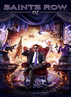 Saints Row IV - Image: Saints Row IV