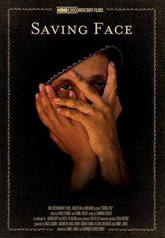 Saving Face (2012 film) - Film poster