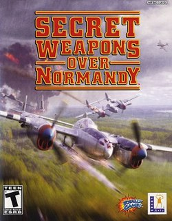 Secret Weapons Over Normandy cover.jpg