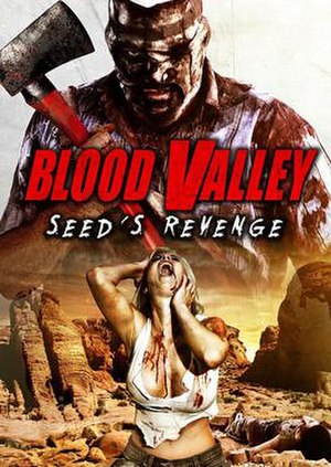 Blood Valley: Seed's Revenge - DVD released by Phase 4 Films
