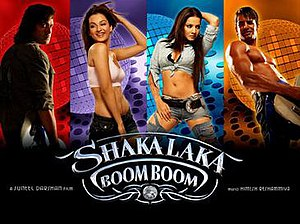 Shakalaka Boom Boom - Movie poster for Shakalaka Boom Boom
