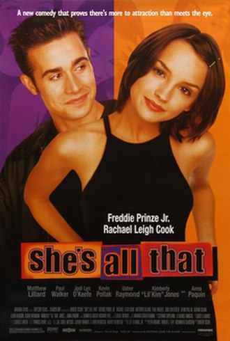 She's All That - Theatrical release poster